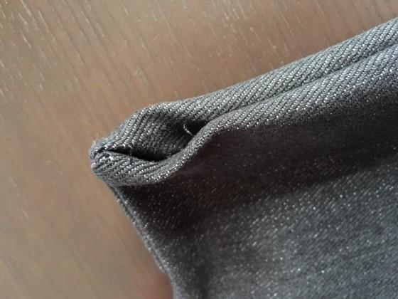 子供用座布団カバーの作り方手順1