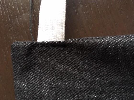 子供用座布団カバーの作り方手順4