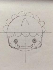 オニの描き方8